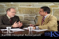 Tom Bell, president of the Kansas Hospital Association, told Jim McLean of KHI News Service that his group is supporting a proposed increase in tobacco taxes with hopes that the new revenues would be used to restore recent cuts ordered in Medicaid rates paid to hospitals, doctors and other providers.