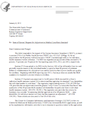 medical insurance request letter  | HHS nixes Kansas request for 80-20 rule waiver – Kansas Health ...