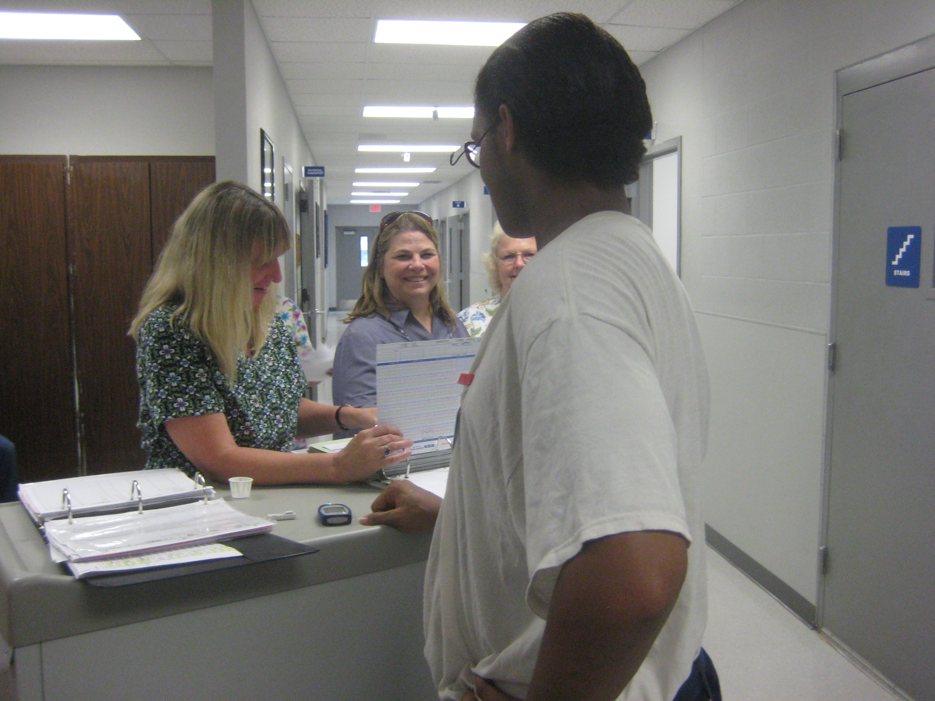 Kansas uses managed care contract for inmate services