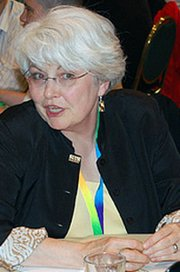 <b>Betsy Cauble</b>, chair of the Department of Sociology, Anthropology and Social ... - BetsyCauble_t180